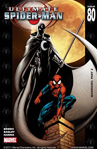 Ultimate Spider-Man (2000-2009) #80