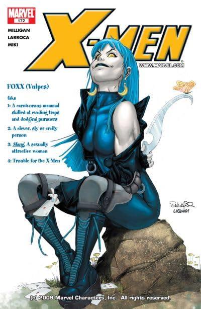X-Men (2004-2007) #172