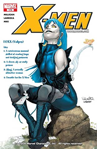 X-Men (2004-2007) No.172