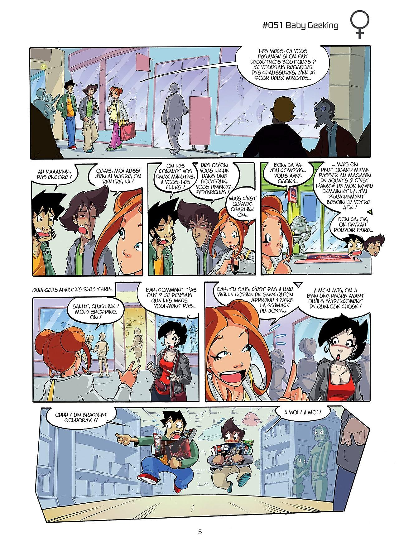 Les Geeks Vol. 8: Vers l'infini et au-delà !