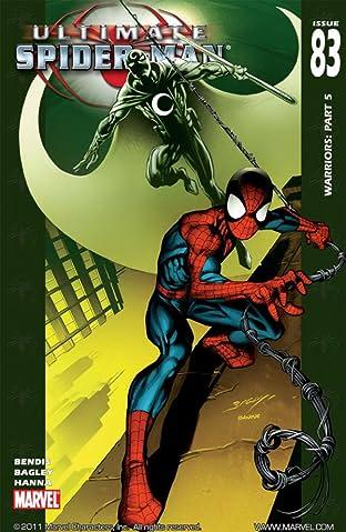 Ultimate Spider-Man (2000-2009) #83