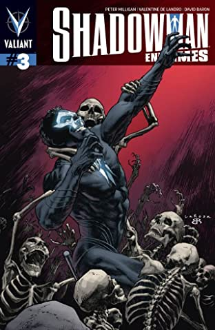 Shadowman: End Times #3 (of 3): Digital Exclusives Edition