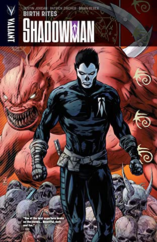 Shadowman Vol. 1: Birth Rites