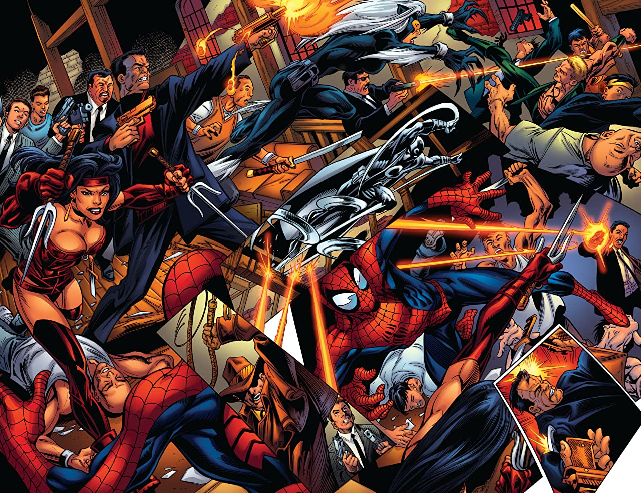 Ultimate Spider-Man (2000-2009) #84
