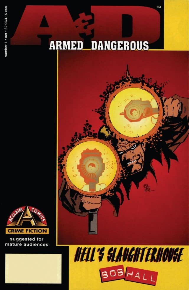 Armed & Dangerous: Hell's Slaughterhouse (1996) #1