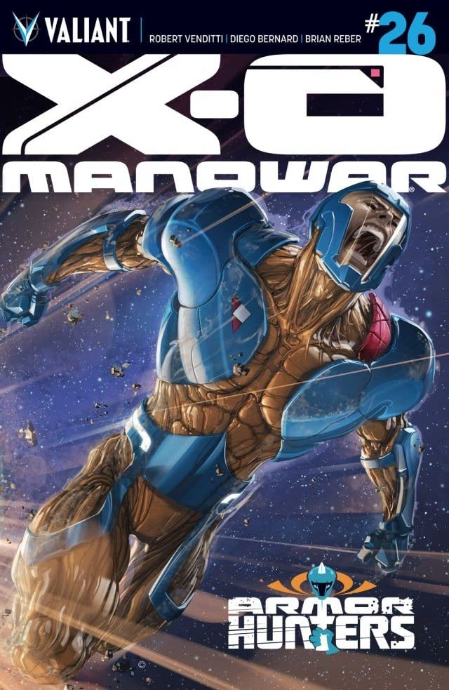 X-O Manowar (2012- ) #26: Digital Exclusives Edition