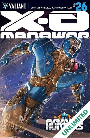 X-O Manowar (2012- ) #26: Digital Exclusives Edition