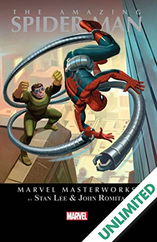 Amazing Spider-Man Masterworks Vol. 6