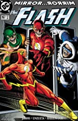 The Flash (1987-2009) #167