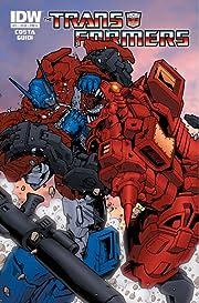 Transformers (2010-2011) #11