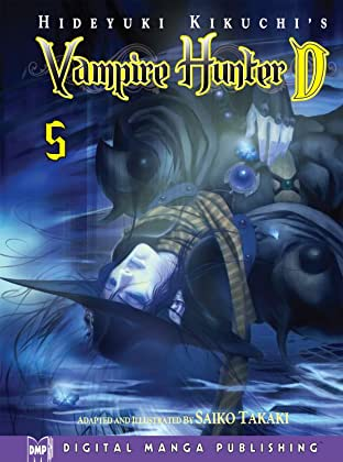Hideyuki Kikuchi's Vampire Hunter D Tome 5