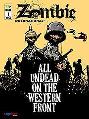 Zombie International #1