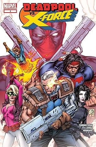 Deadpool vs. X-Force #1 (of 4)