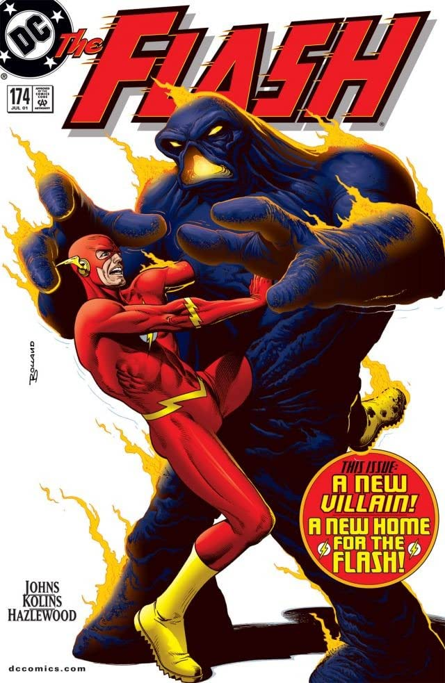 The Flash (1987-2009) #174