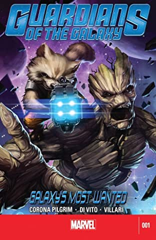 Guardians of the Galaxy: Galaxy's Most Wanted No.1