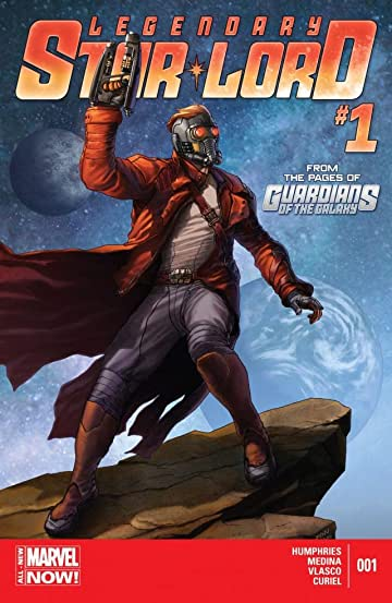 Legendary Star-Lord No.1