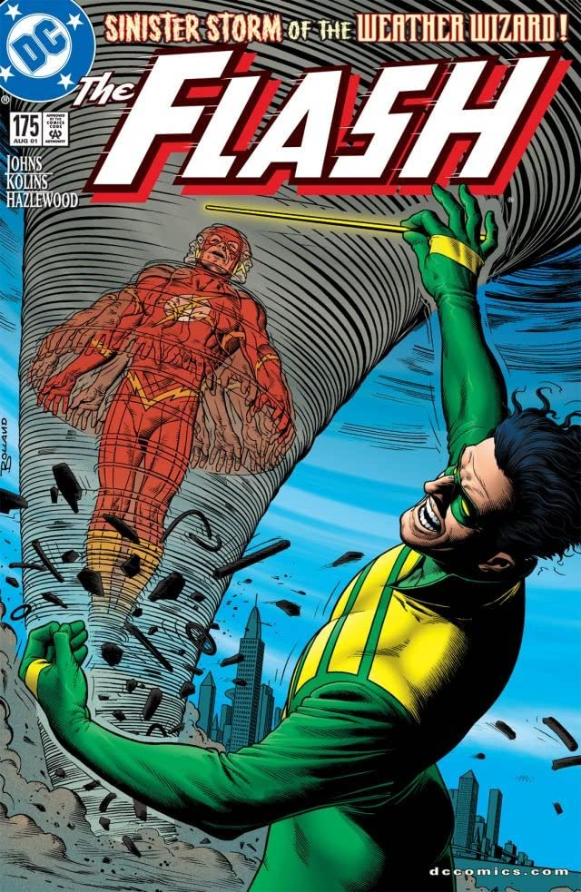 The Flash (1987-2009) #175