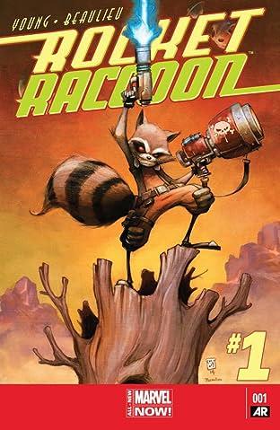 Rocket Raccoon (2014-2015) #1