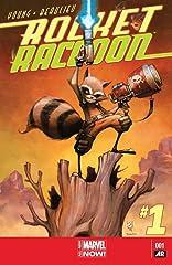 Rocket Raccoon (2014-) #1