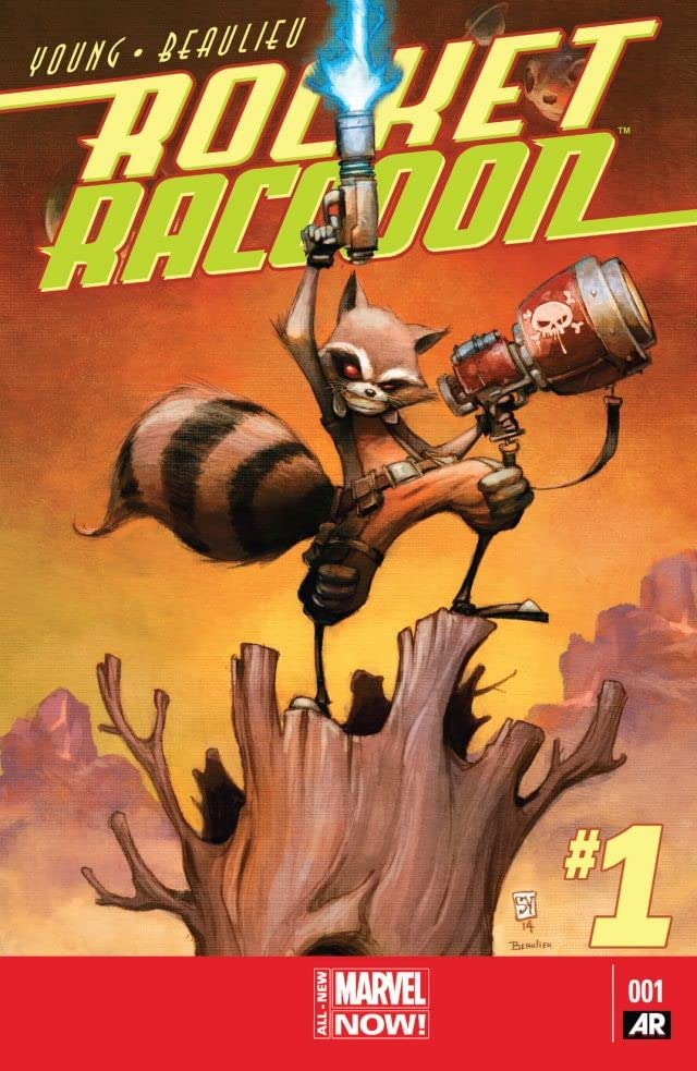 Rocket Raccoon (2014-) #1