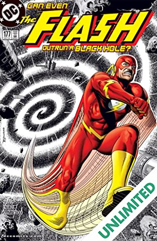 The Flash (1987-2009) #177
