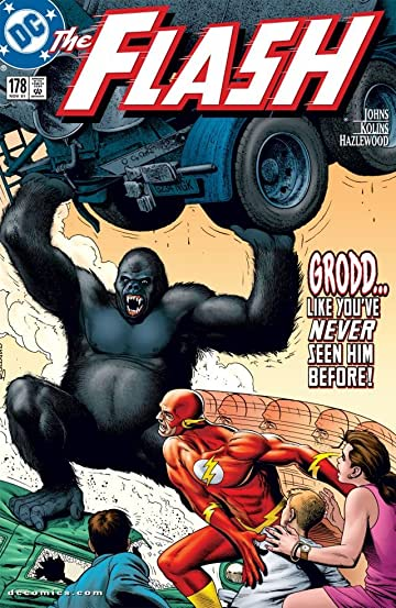 The Flash (1987-2009) #178