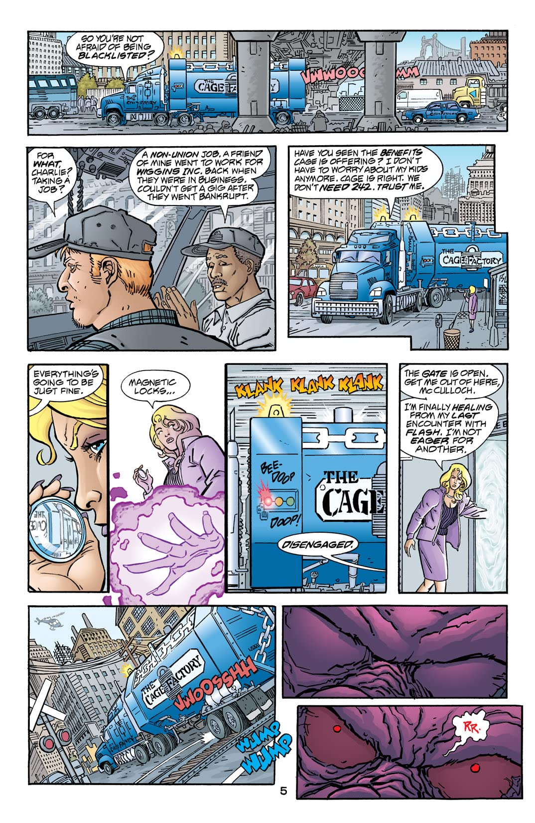 The Flash (1987-2009) #178
