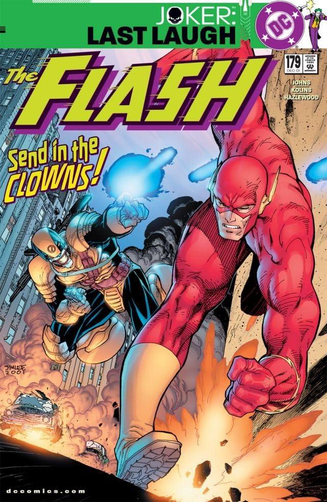 The Flash (1987-2009) #179