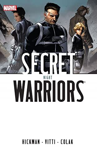 Secret Warriors Tome 5: Night