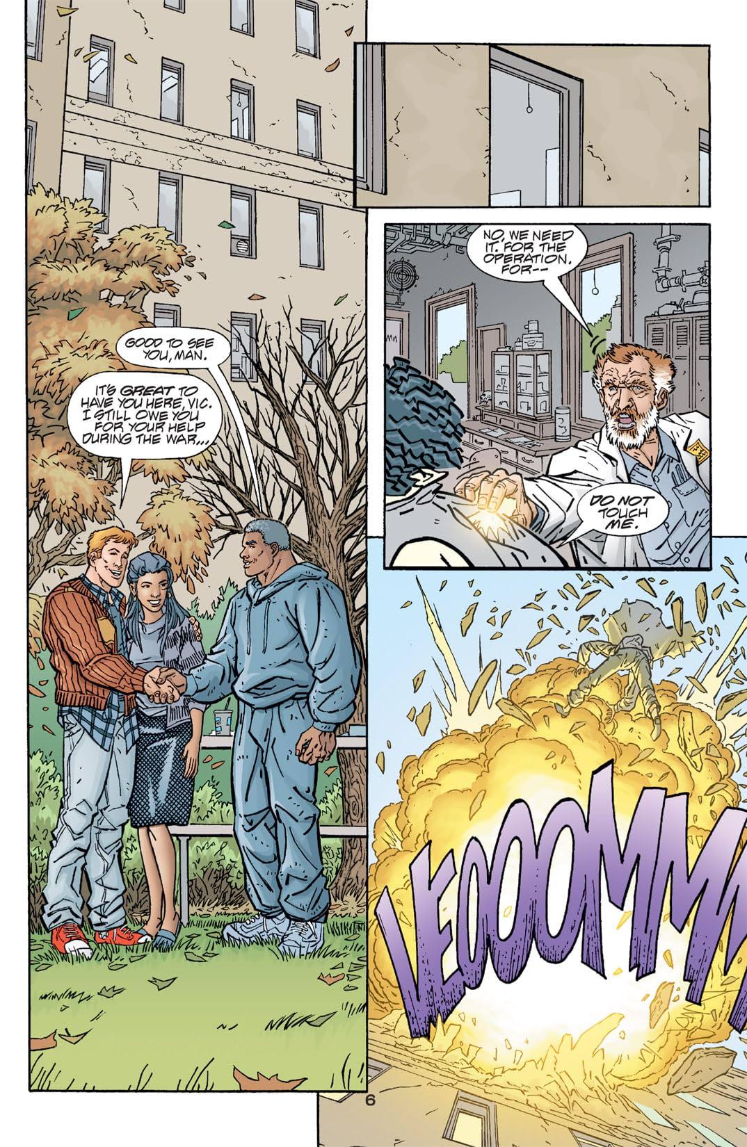 The Flash (1987-2009) #180