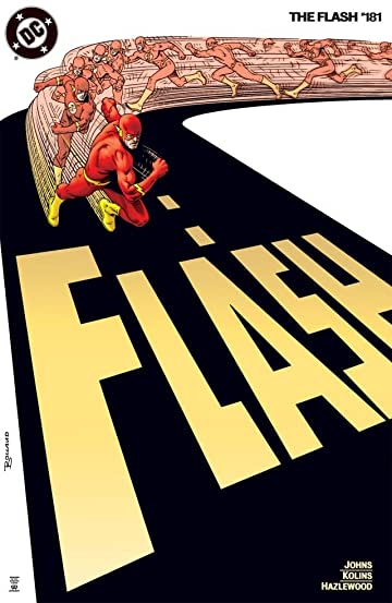 The Flash (1987-2009) #181