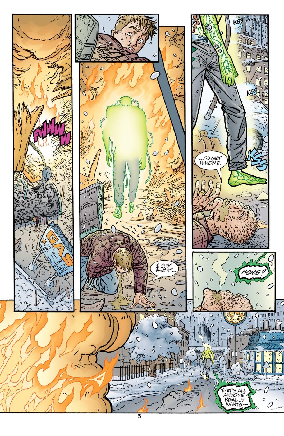The Flash (1987-2009) #181