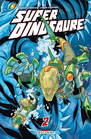 Super dinosaure Vol. 2