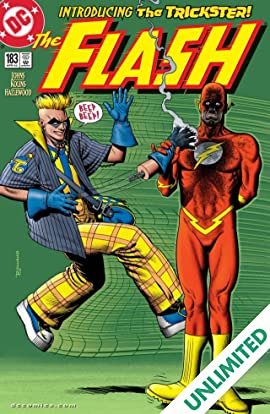 The Flash (1987-2009) #183