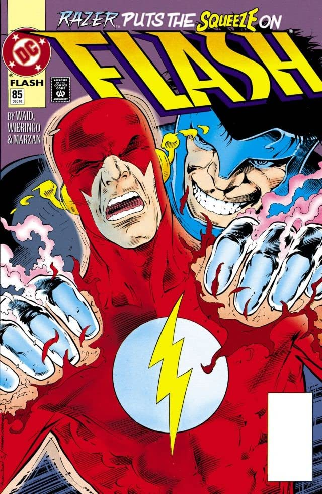 The Flash (1987-2009) #85