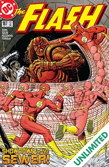 The Flash (1987-2009) #187