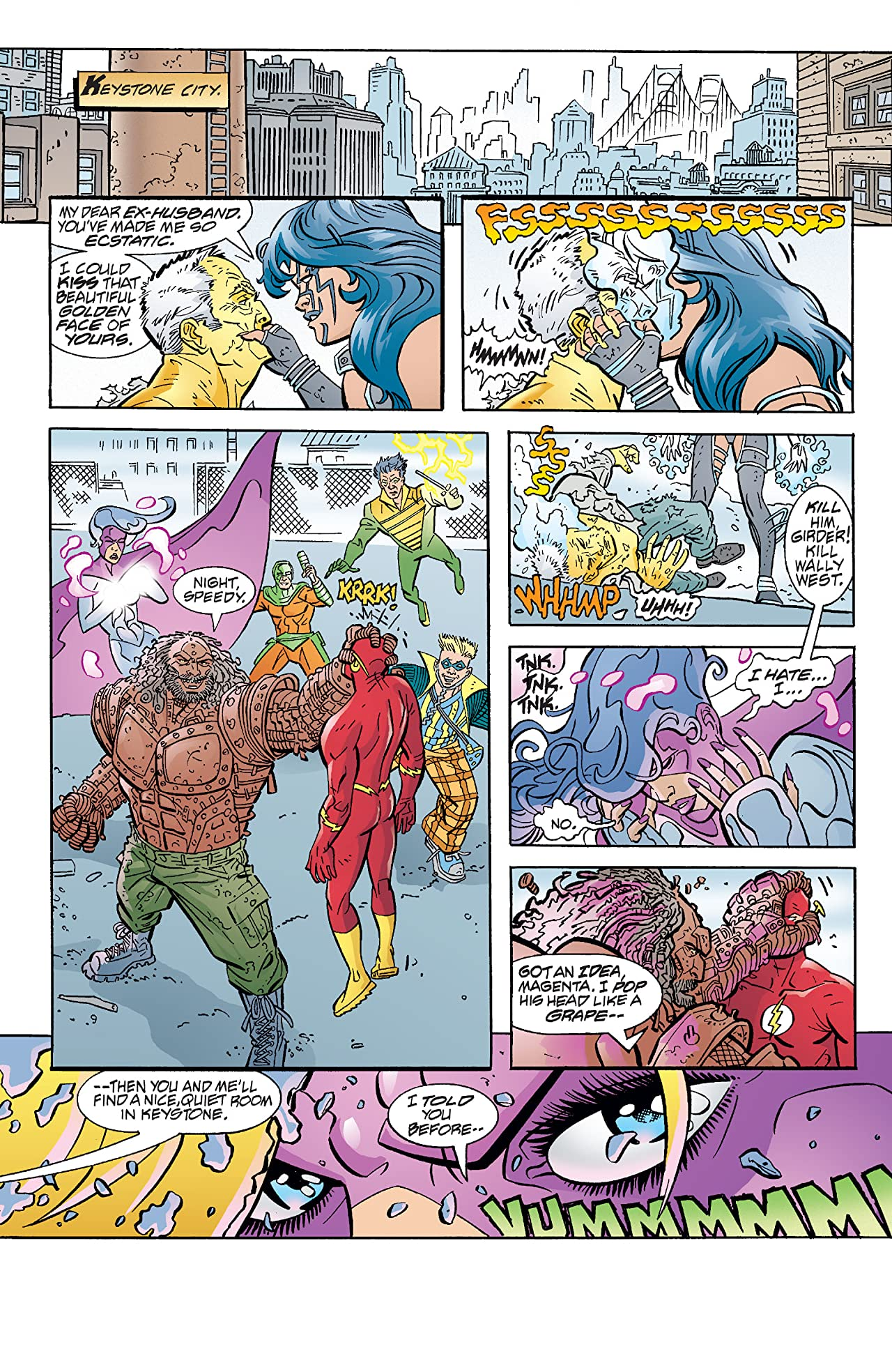 The Flash (1987-2009) #188