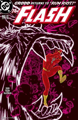 The Flash (1987-2009) #192