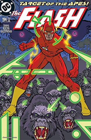 The Flash (1987-2009) #194