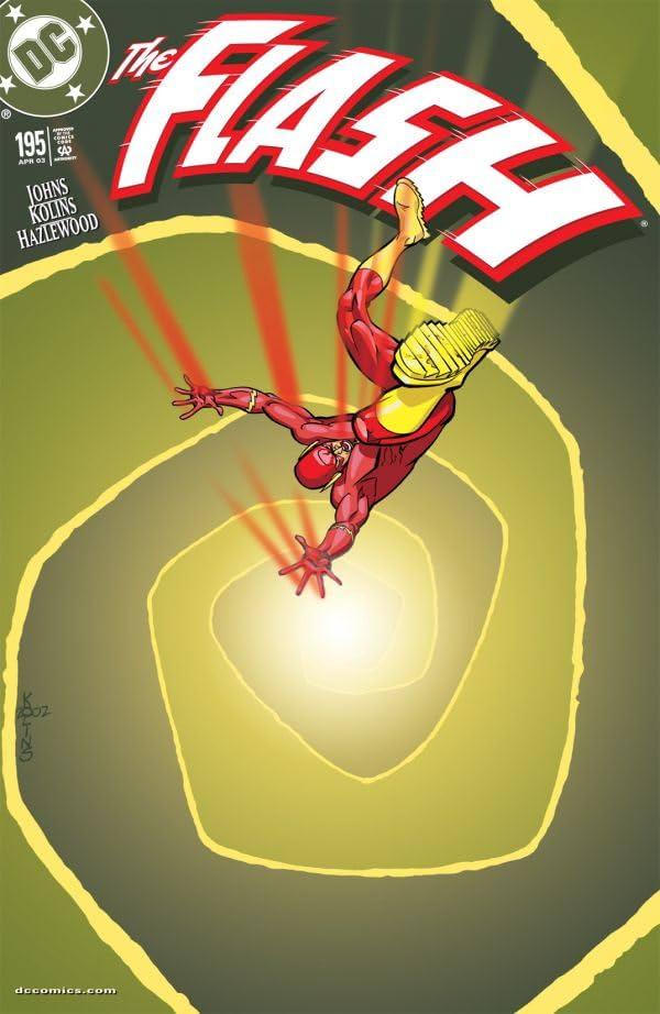The Flash (1987-2009) #195