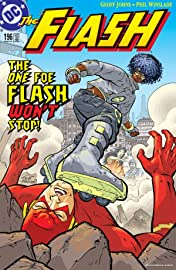 The Flash (1987-2009) #196