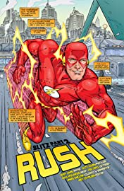 The Flash (1987-2009) #198