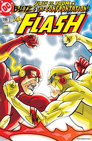 The Flash (1987-2009) #199