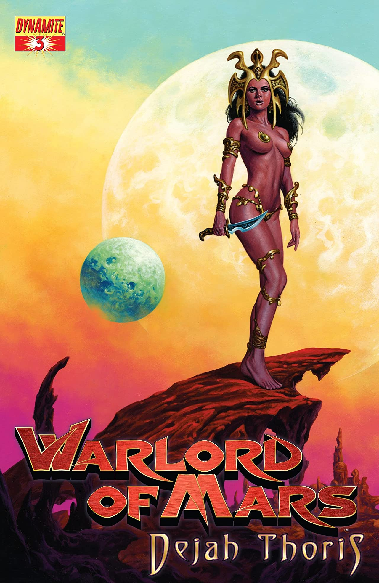 Warlord of Mars: Dejah Thoris #3