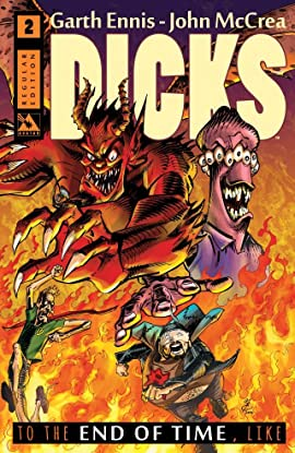 Dicks: End of Time #2