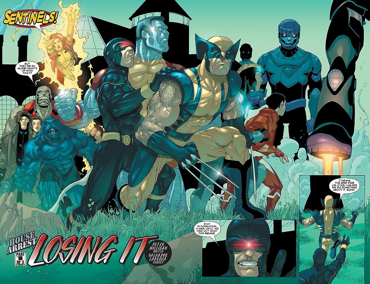 X-Men (2004-2007) #177