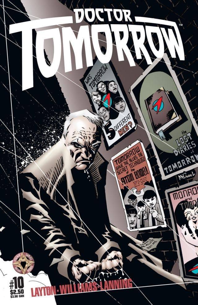 Doctor Tomorrow (1997-1998) #10