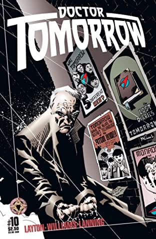 Doctor Tomorrow (1997-1998) #10