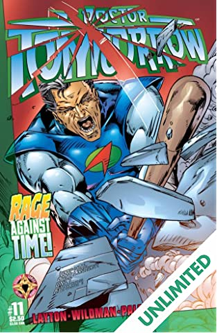 Doctor Tomorrow (1997-1998) #11