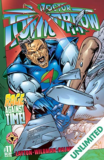 Doctor Tomorrow (1997-1998) #11